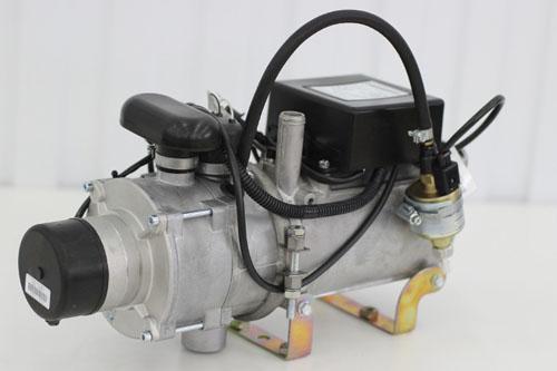 Предпусковой подогреватель двигателя 14ТС-10 24В МК