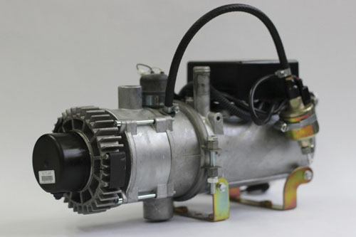 Предпусковой подогреватель двигателя 20ТС-Д38-24В
