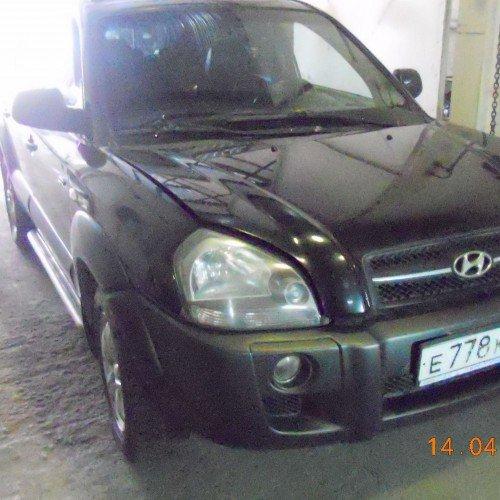 Hyundai до покраски, фото №1