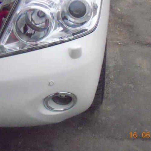 Nissan Patrol после установки бампера #2