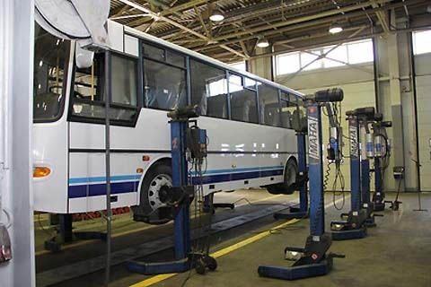 ремонт автобусов во Владимире