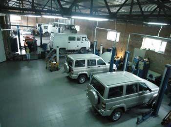 Ремонт легковых авто во Владимире