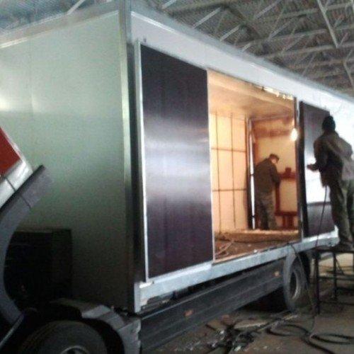 Ремонт фургона в ЕС Автосервис