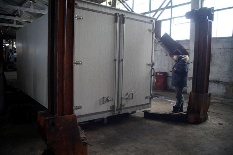 Дополнительные возможности ремонта фургонов в «ЕС Автосервис»