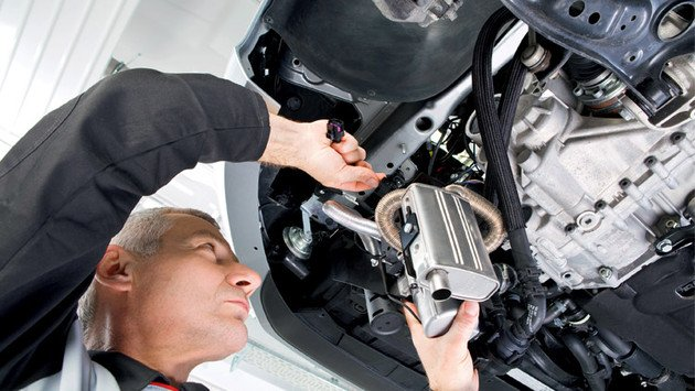 Установка предпусковых подогревателей двигателя «Вебасто»