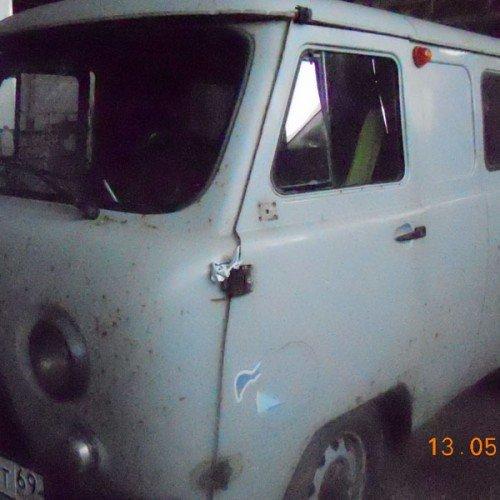УАЗ до ремонта кузова, #2
