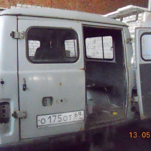 УАЗ до ремонта кузова, #3