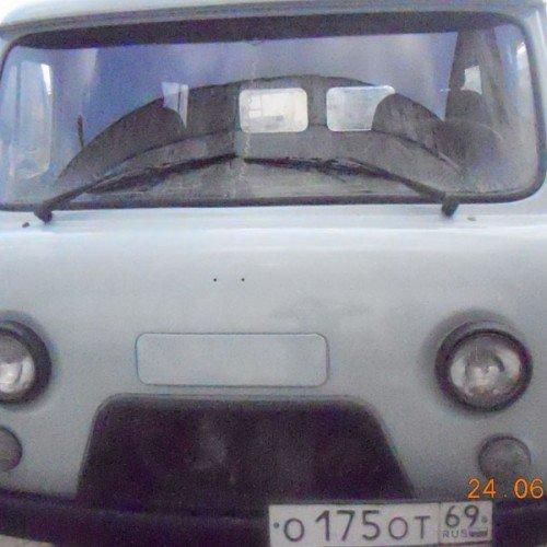 УАЗ во время ремонта кузова, #4