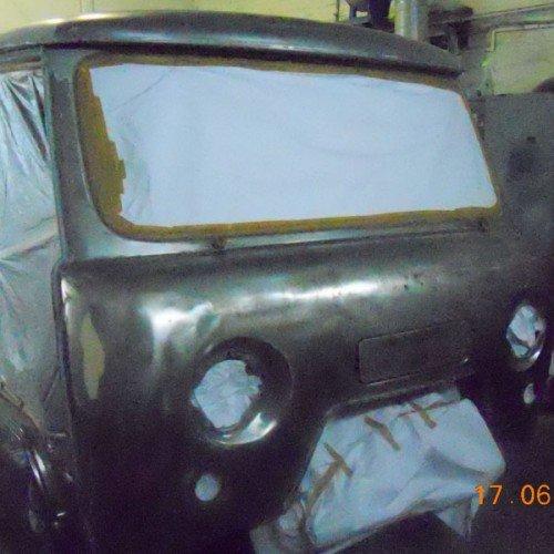 УАЗ после ремонта кузова, #6