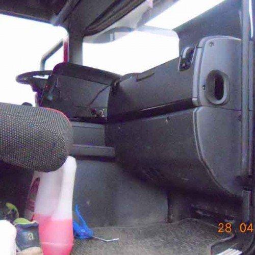 Установка УОС на Scania, #2