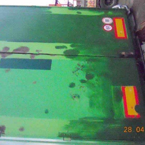 Установка УОС на Scania, #9