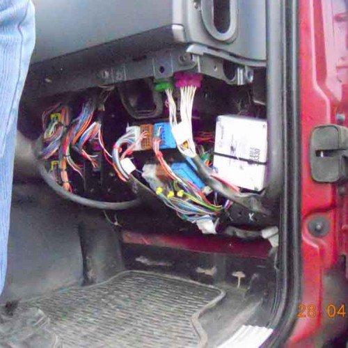 Установка УОС на Scania, #10
